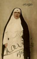 A Queen as nurse by Linnea-Rose