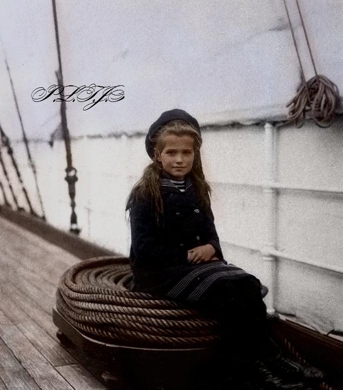 Sailor Mashka by Linnea-Rose