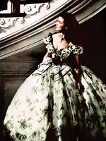 Scarlett O'Hara by Linnea-Rose