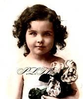 Vivian Mary Hartley by Linnea-Rose