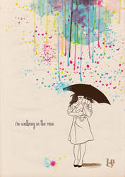 I'm Walking In The Rain