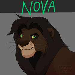Headshot - Nova by Katanary
