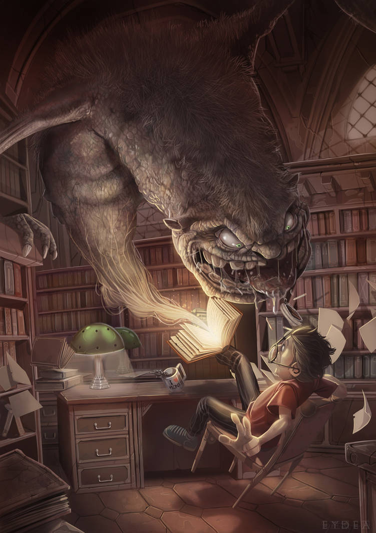 Storybook Horrors by Eydea
