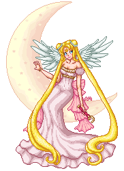 Princess Serenity by AlinaMau