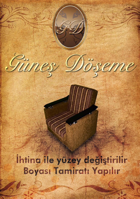 Döşemeci broşür kapağı
