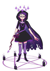 Witchsona by Mags-Pi