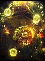 The Clock by HyugaFukase