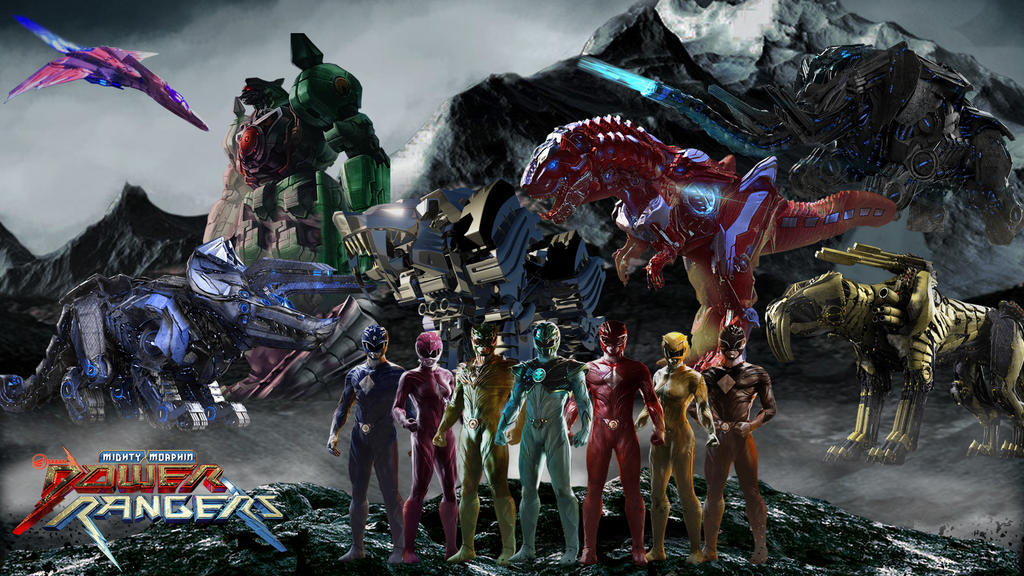 Power Ranger Fantasy by Wushong