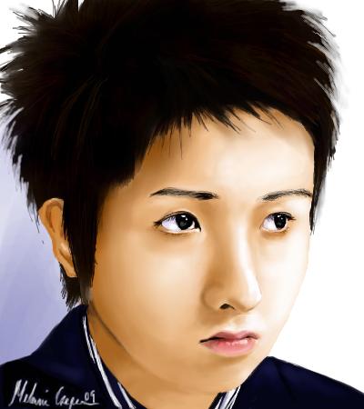 Satoshi Ohno by miyomiyo