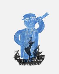 Barbe bleu the pirate
