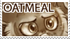 Lackadaisy Oatmeal Stamp by minaraye439