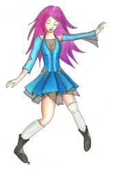 Colorful Dancer