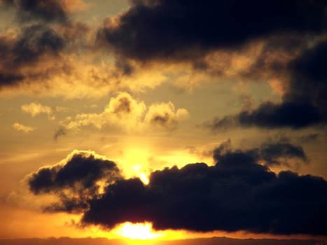 Dramatic Sunset 2
