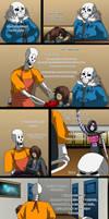 ::Nightmaretale - pg 41:: by xxMileikaIvanaxx