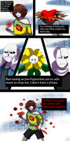 ::Nightmaretale - pg 75:: (Read description) by xxMileikaIvanaxx
