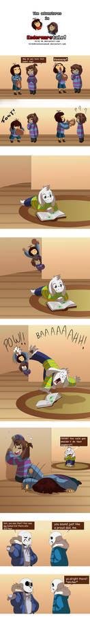 COLLAB - ::Endermaretale - Baby Goat Bleats::