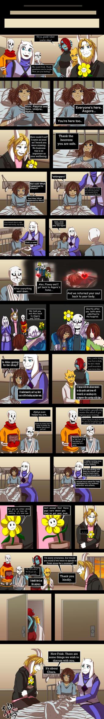 ::Nightmaretale - pg 101:: by xxMileikaIvanaxx