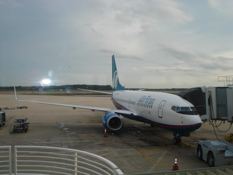 AirTran 737-700 by Orca2013