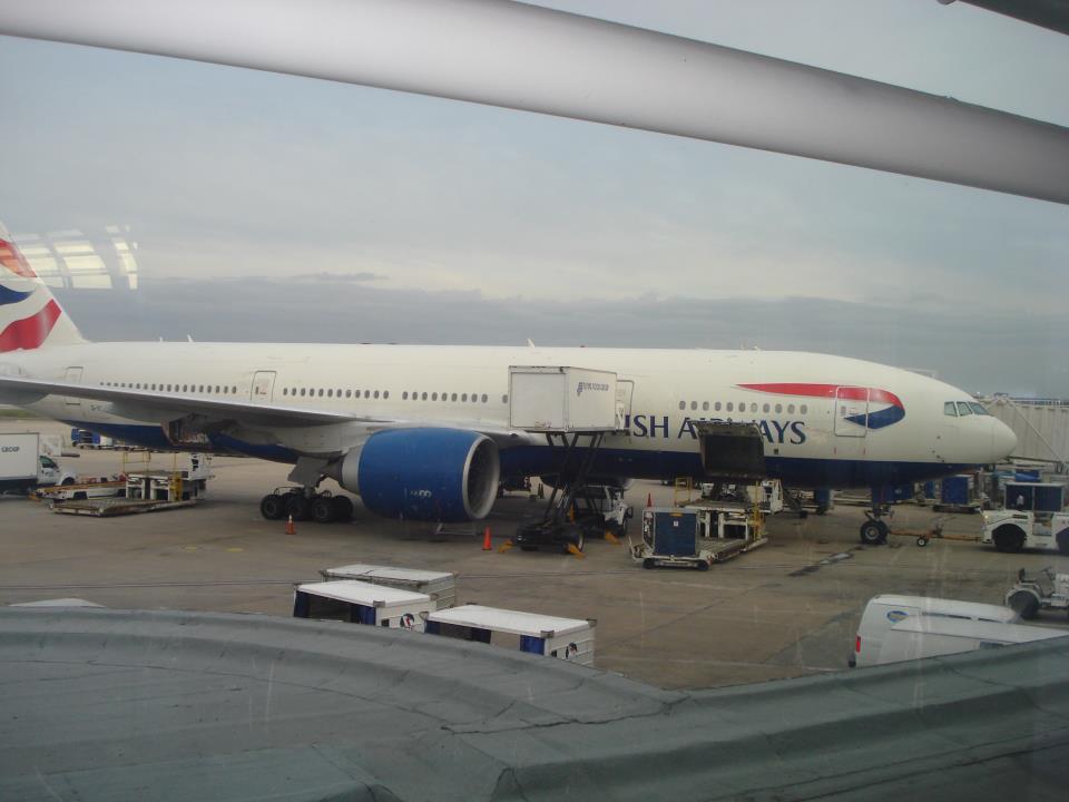 British Airways 777-200 by Orca2013
