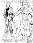 Drago means Dragon