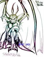 Hsi Wu the Sky demon