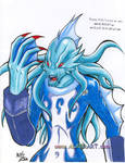 Vicious Water Demon Bai Tsa