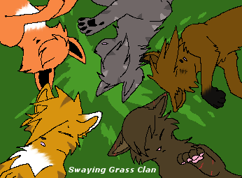 Swaying Grass Clan ( SGC ) by xEchobreezex