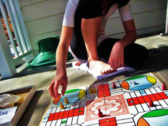 parcheesi by videotaped