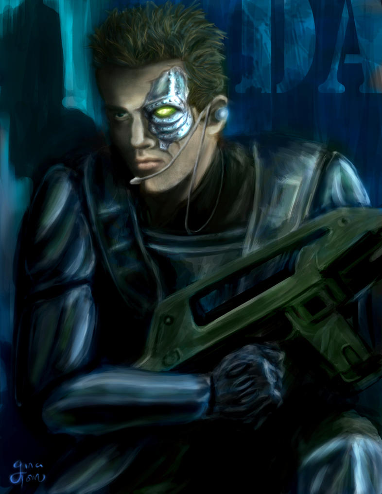 Corporal Hicks fan art by Nevermore1849