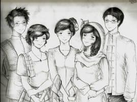 ASEAN 5 by badbany