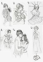 The wonderful world of sketch dumps 2 by badbany
