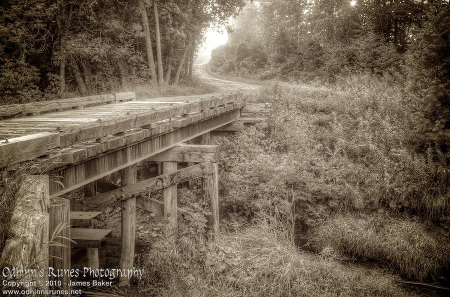 Old Bridge by odhinnsrunes