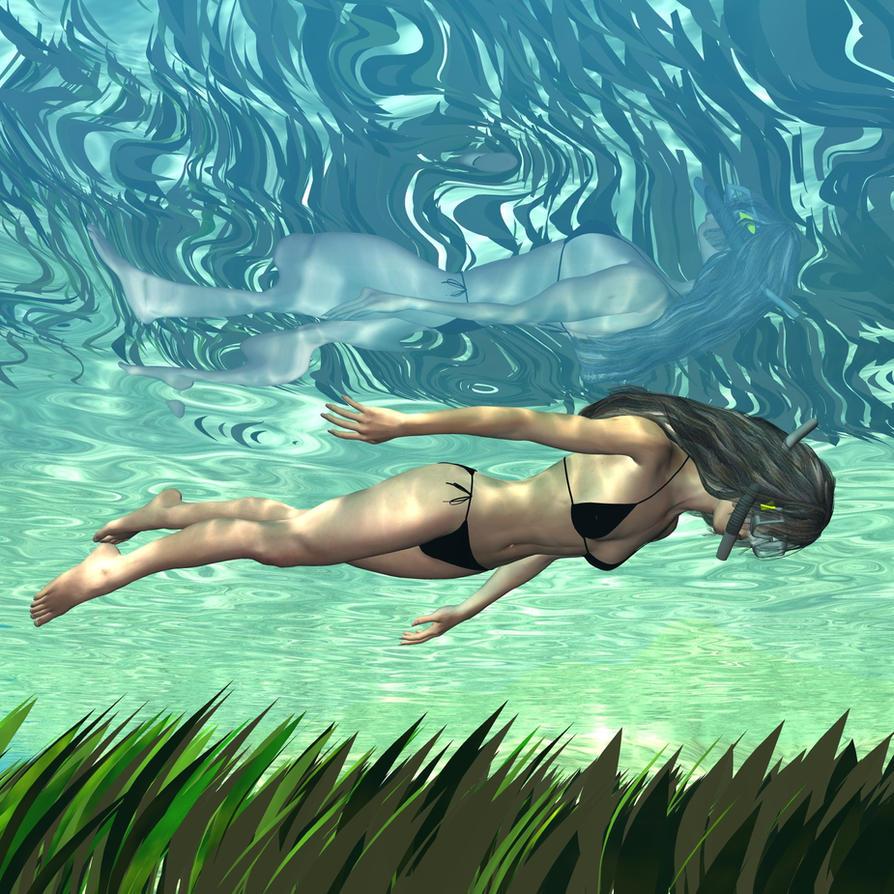 Carribean Dream by odhinnsrunes