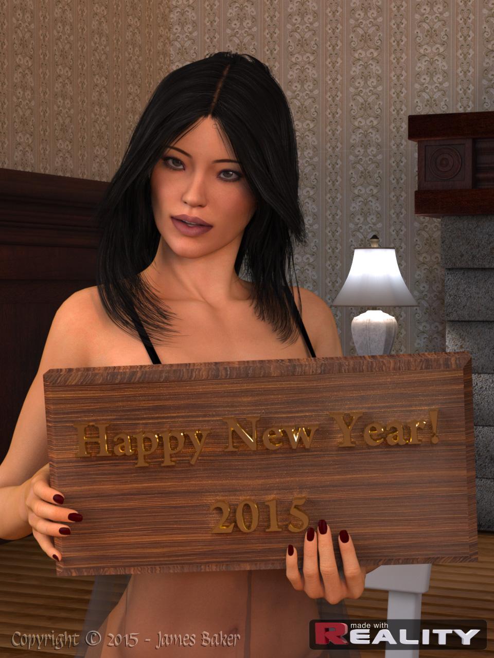 Happy New Year 2015 by odhinnsrunes