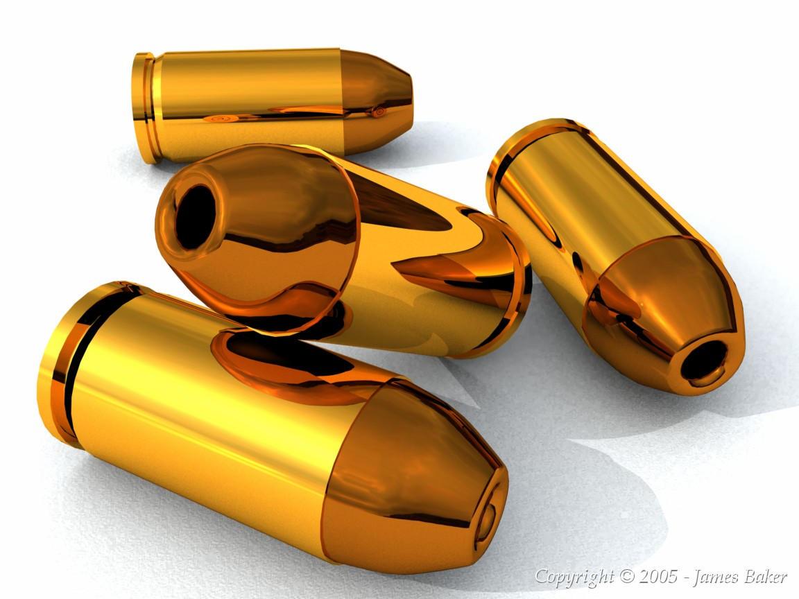 Bullets by odhinnsrunes