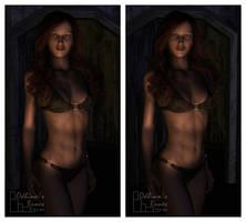 Really 3D Image by odhinnsrunes