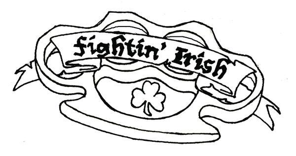 Irish Brass Knuckles by Jared13