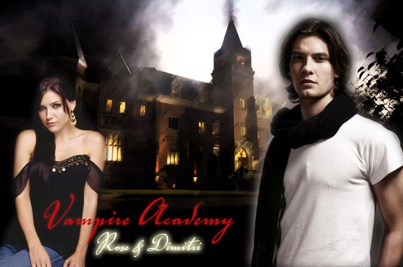 Rose and Dimitri Belikov by RoseHathaway24 on DeviantArt