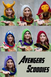 Avengers Assemble by Angie-Chan070707