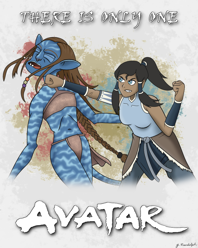 1 Avatar: There Is Only One 'Avatar' By Arrog-Ent-Alien On DeviantArt