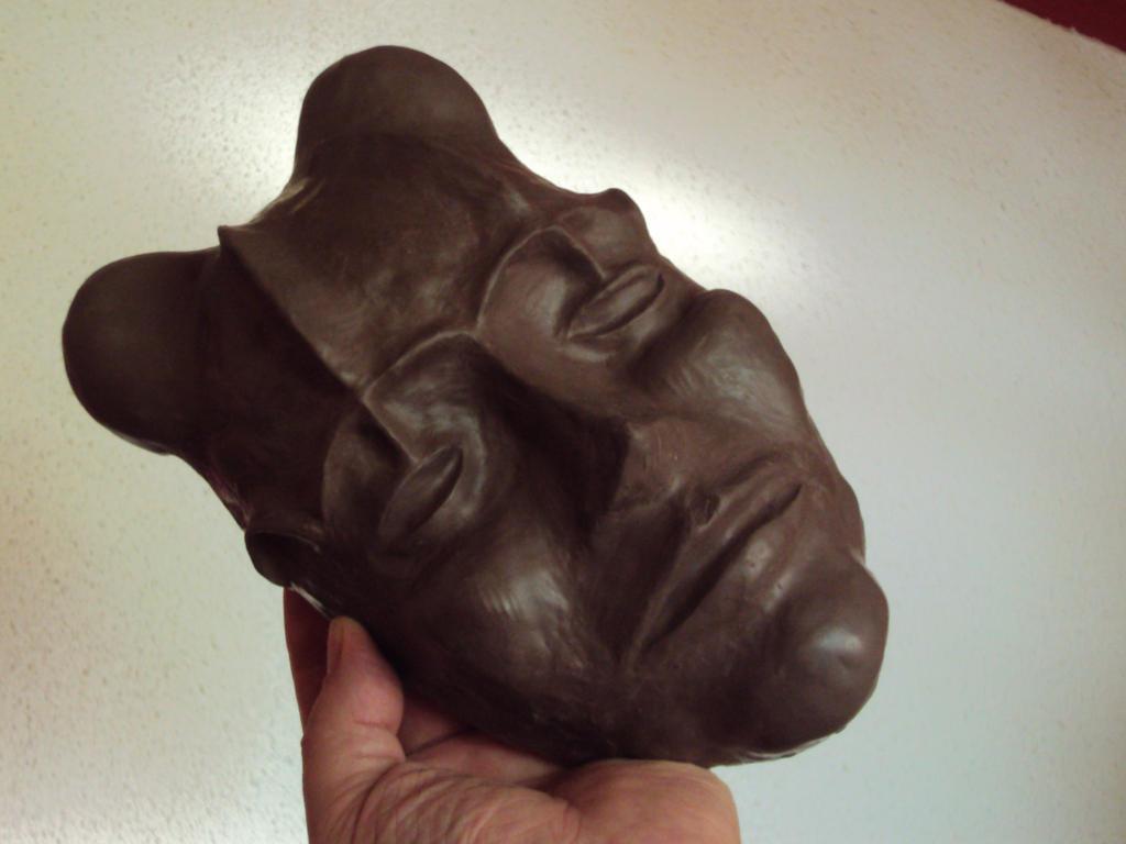 Masque by sebastienbruchier