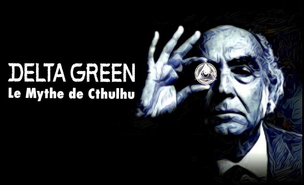 Delta Green by sebastienbruchier