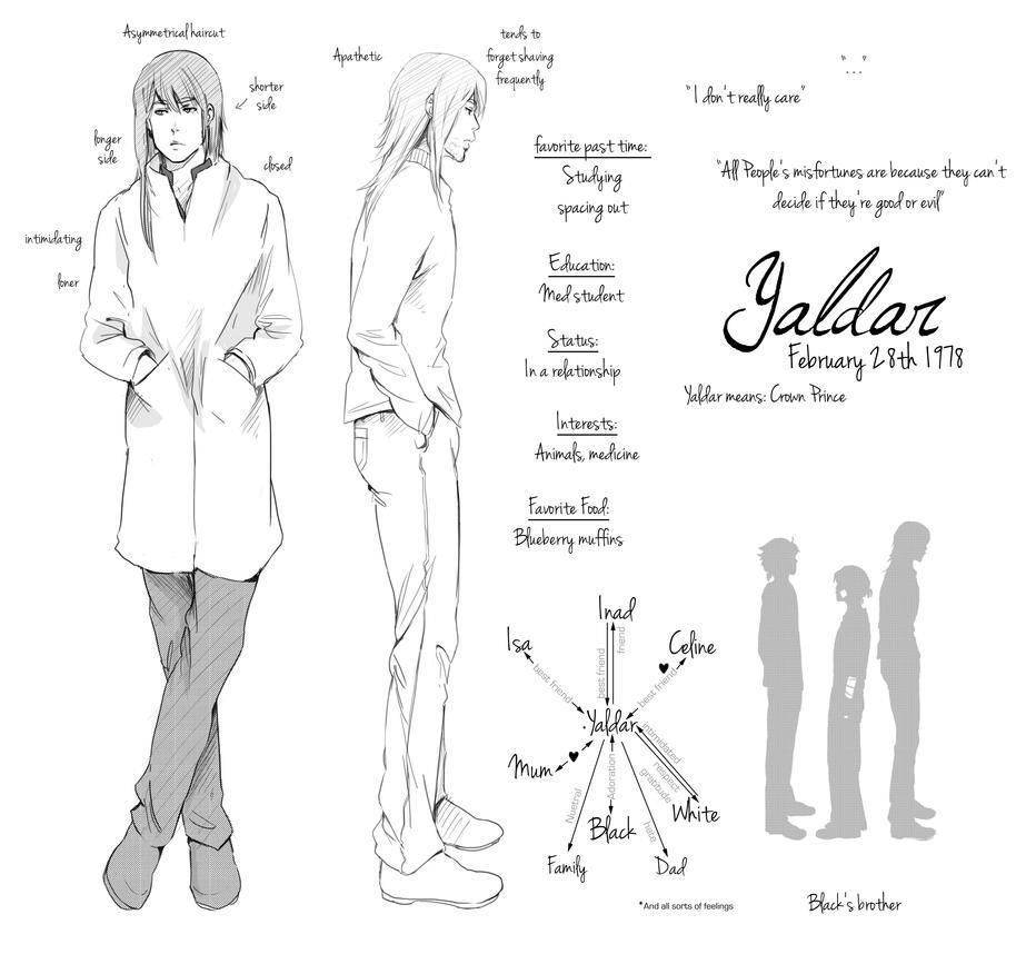 Grey is: Yaldar CS by deeJuusan