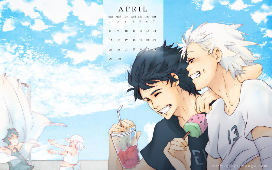Grey is: April 2012 by deeJuusan