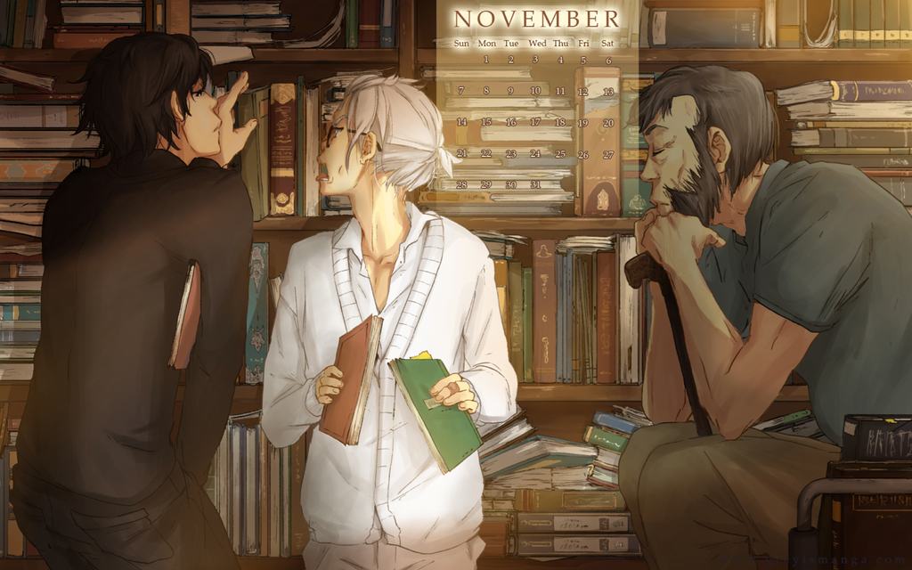 Grey is: November 2012 by deeJuusan
