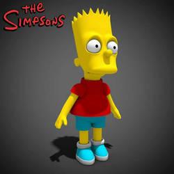 Bart by tiagomanga