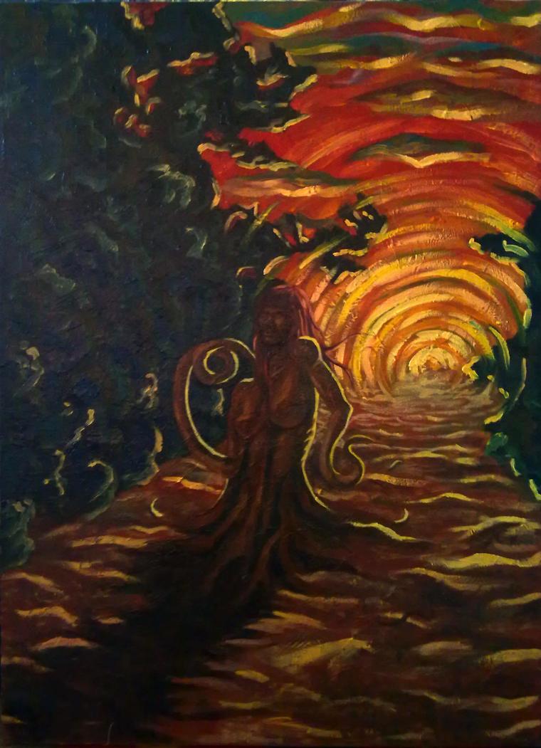 Mandrake by Sheym