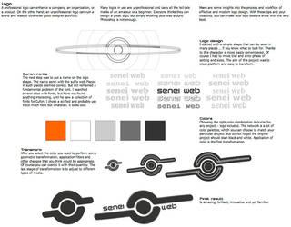 senei logo tutoriall by seneiweb