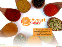 aveart - catering by seneiweb