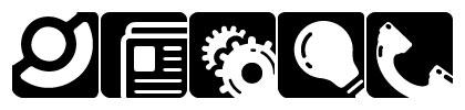 senei web icons